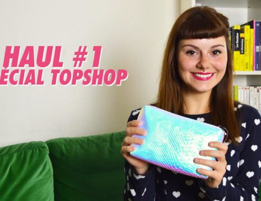 Haul # spécial topshop