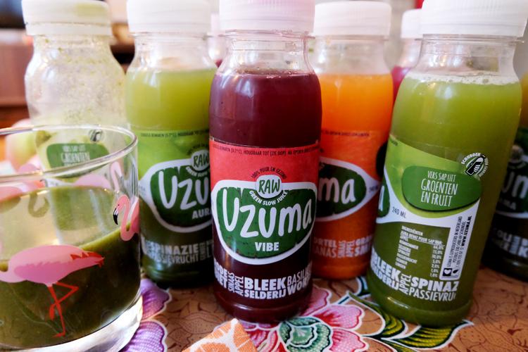 UZUMA - Les jus 100% frais, 100% cru et 100% sain !