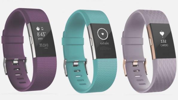 J'ai testé la montre Fitbit Charge 2!