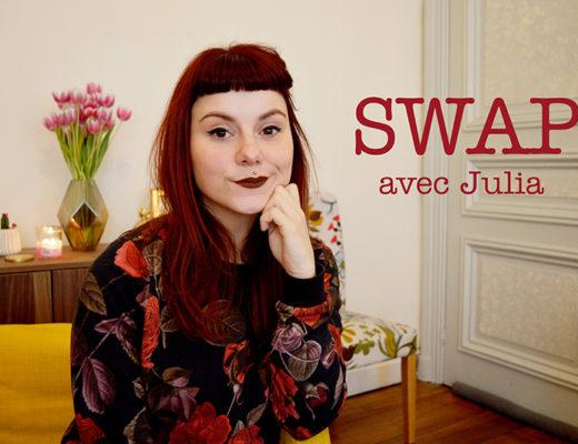 SWAP avec julia