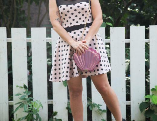 GIRLS TO GO : Polka Dots